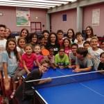 Anche i giovani della parrocchia della Pace al Centro Olimpico di Senigallia