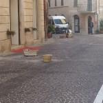 A Ostra continuano gli interventi per il miglioramento della sicurezza  stradale