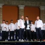 """Parata di atleti e società al Foro Annonario: a Senigallia la """"Notte dello sport"""" fa ancora una volta centro"""