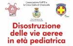 Croce Gialla e Associazione Forte: venerdì a Chiaravalle una lezione per aiutare a salvare la vita