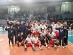 A Loreto bottino pieno per la Gibam Fano: 3 punti conquistati in maniera rocambolesca ed entusiasmante