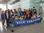 Gemellaggio tra Senigallia e Shanghai, studenti del GanQuan Lyceum in visita al Liceo Medi