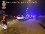 Maxi controllo del territorio da parte dei carabinieri di Senigallia: un arresto ed una denuncia