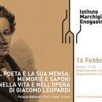 Nelle sale dell'Istituto Marchigiano di Enogastronomia una serie di appuntamenti per raccontare la ricca tradizione enogastronomica della regione