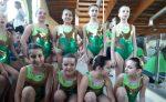 """Le giovanissime """"sincronette"""" del Senigallia Nuoto continuano a stupire"""