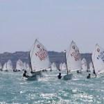 Stupenda giornata di vela a Senigallia per la II Tappa del Trofeo Optimist Italia KInder + Sport