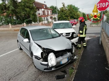 JESI incidente maltempo vdf2019-07-09