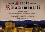 Mondavio si appresta ad ospitare un'altra serata rinascimentale nella sua splendida Rocca