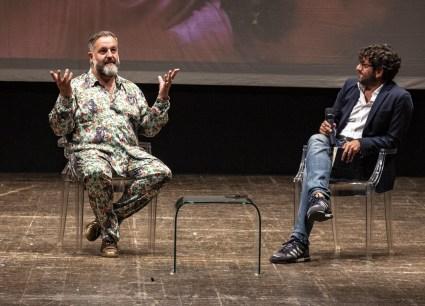 Simone Guidarelli intervistato da Massimo Veneziani