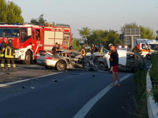 SENIGALLIA incidente complanare morto2019-08-10-x0 (8)