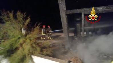 MARINA MONTEMARCIANO incendio stabilimento balneare vdf2019-10-10 (3)