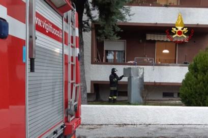 MOIE frigorifero incendio fiamme vdf2019-11-30 (1)