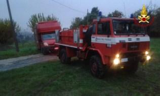 JESI incidente furgone fosso vdf2019-12-02 (1)