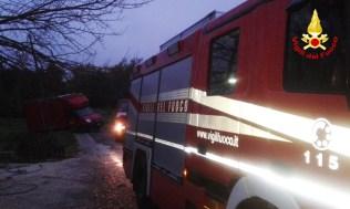 JESI incidente furgone fosso vdf2019-12-02 (2)