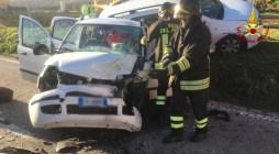 OSTRA VETERE incidente arceviese auto feriti vdf2019-12-14 (3)