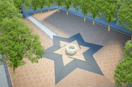 SENIGALLIA piazza simoncelli progetto2019