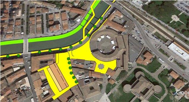 SENIGALLIA-simoncelli-restayling-piazza-Model