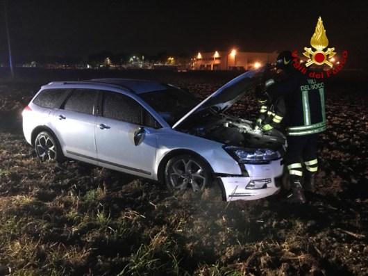 JESI incidente stradale due auto vdf2020-01-18 (1)
