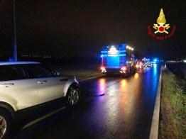 JESI incidente stradale due auto vdf2020-01-18 (2)