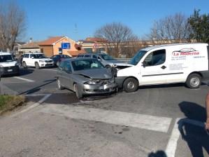 MAROTTA incidente auto statale via cesanense incrocio2020-01-10
