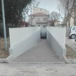 Dopo una lunga attesa a Cesanella è possibile utilizzare il nuovo sottopasso