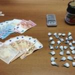 Arrestati a Senigallia dai carabinieri un pusher ed parcheggiatore abusivo