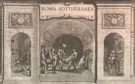 Roma sotterranea partic