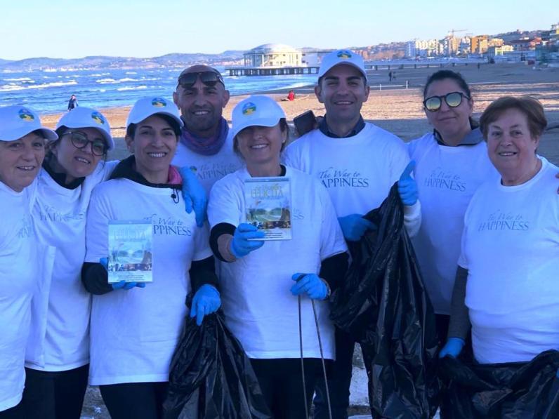 SENIGALLIA Volontari in azione ripuliscono l'area del Porto2020-02-21 (3)