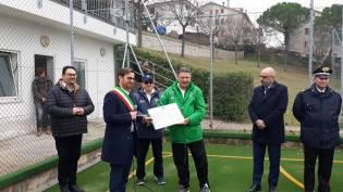 TRECASTELLI Inaugurazione Campetto polifunzionale Castel Colonna2020-02-01 (3)