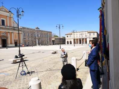 SENIGALLIA commemorazione liberazione2020-04-25 (3)