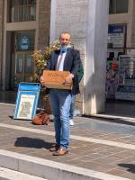 ristoranti protesta luci accese consegna chiavi2020-04-29 (8)