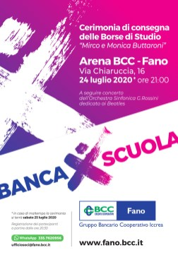 BCC FANO - BANCA X SCUOLA - poster 70x100_0720_OK