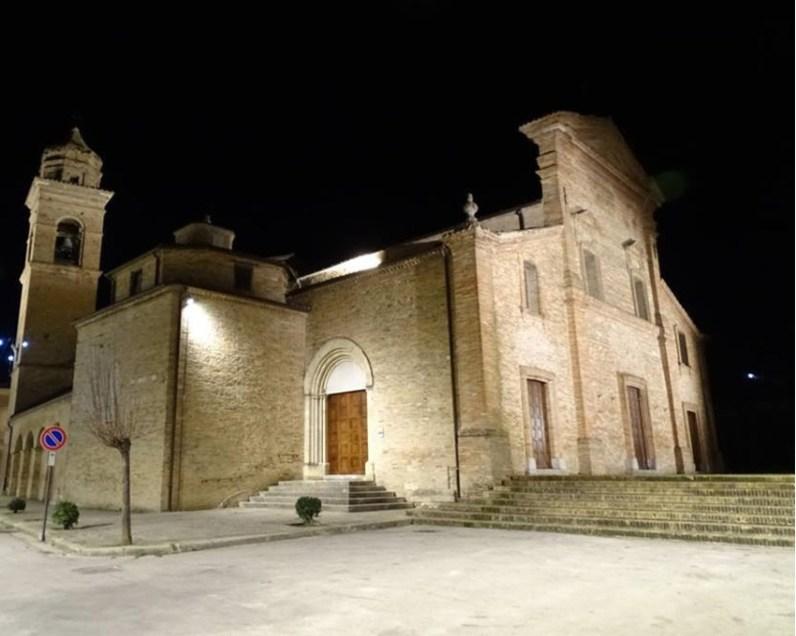 SAN LORENZO IN CAMPO basilica