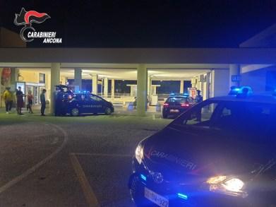 carabinieri SENIGALLIA controlli stazione2020-08-30