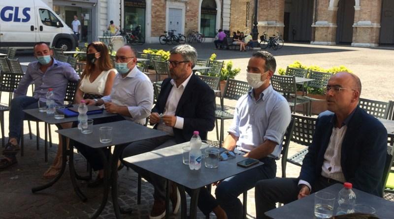 """Massimo Olivetti: """"Cambieremo Senigallia con un programma semplice e trasparente"""""""
