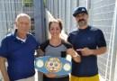 BOXE / La campionessa del Sud America Jorgelina Guanini si allena a Jesi