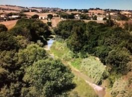 misa fiume letto panoramica SENIGALLIA2020 (2)