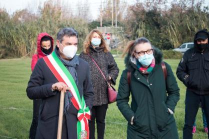 Massimo Seri e Fabiola Tonelli