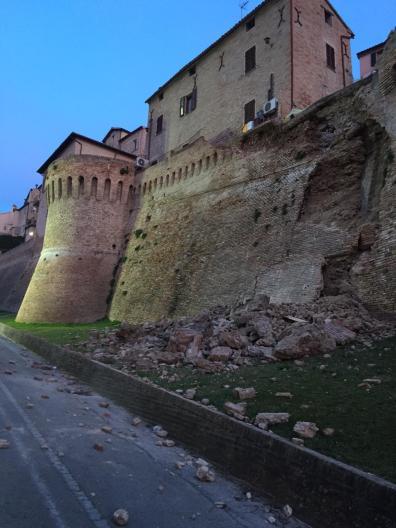 CORINALDO mura altri crolli2021-02-19 (10)
