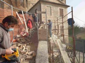 SAN LORENZO IN CAMPO lavori ingresso Montalfoglio2021 (6)