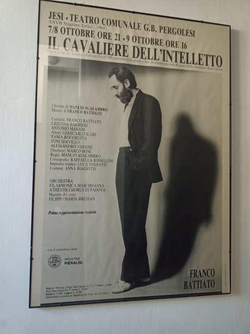 Franco Battiato_Manifesto jesi