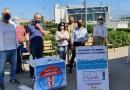 L'Udc continua la raccolta di firme contro i parcheggi a pagamento sul lungomare di Fano