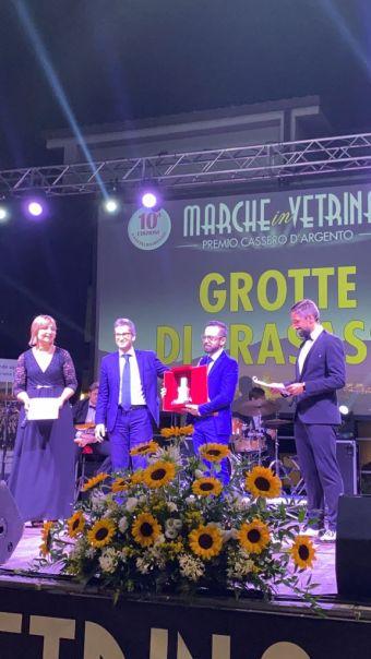 Foto Premiazione Grotte di Frasassi