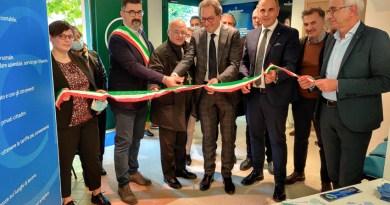 Confartigianato cresce e punta sulla nuova sede inaugurata a Sassoferrato