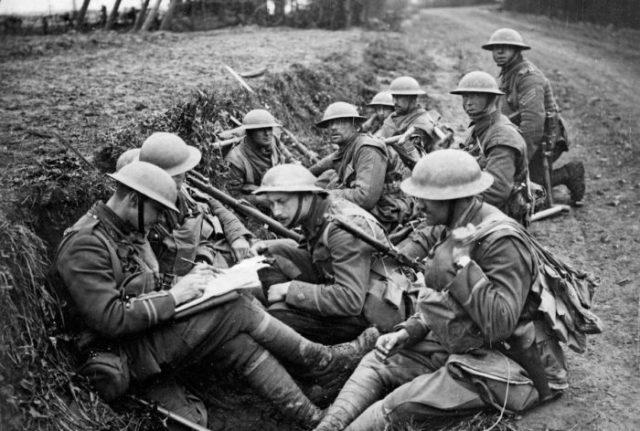 Risultato immagini per war poets