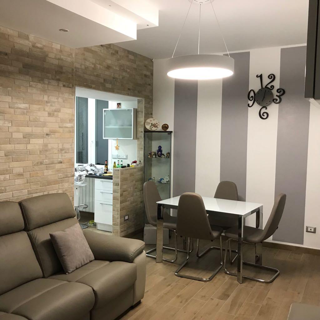 Illuminazione Cucina e Sala da Pranzo Villa Privata - La Luce
