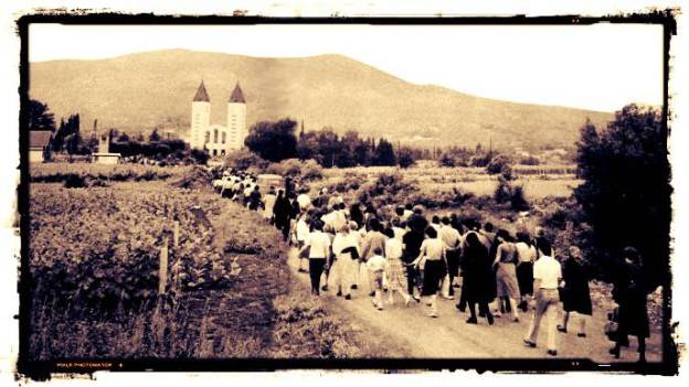 Do you know Matè Sego and his link with Medjugorje?