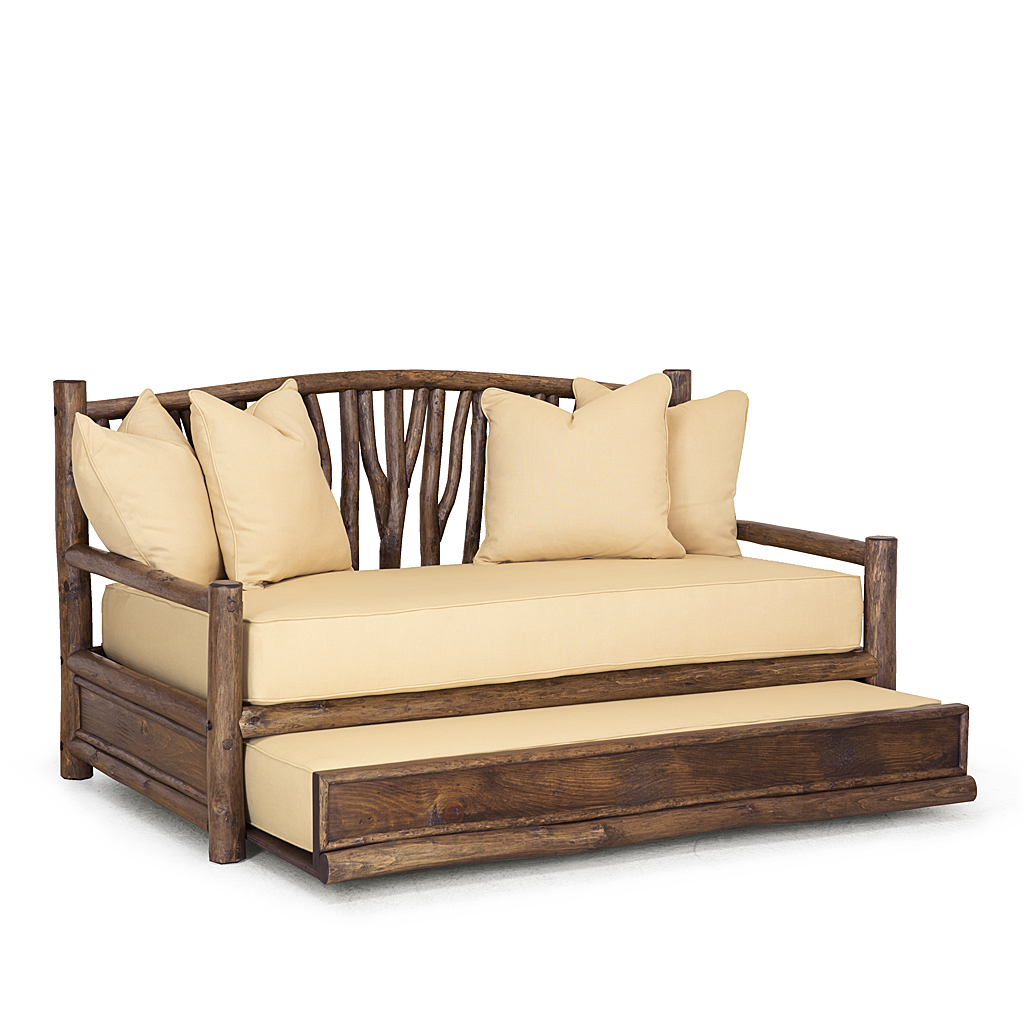 Rustic Daybed Trundle Daybed La Lune Collection