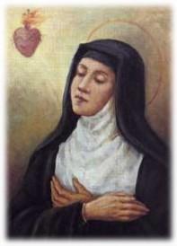 Risultato immagine per santa margherita alacoque