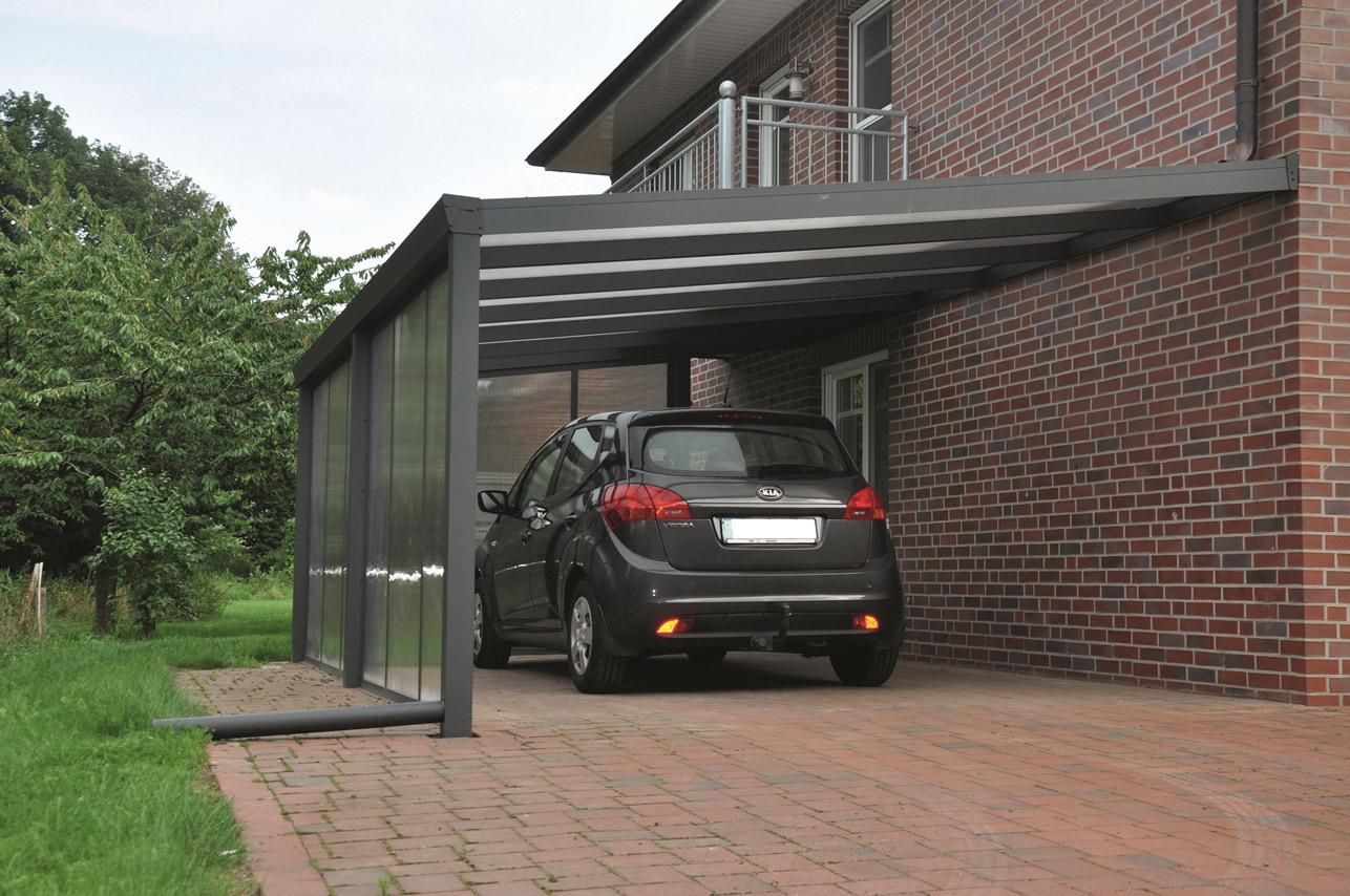 Carport Labri De Voiture Sur Mesure Lgant Et Design